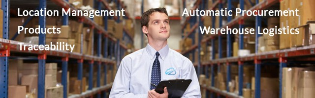 Cloud ERP Warehouse Management System [WMS] for eCommerce, Trading and Manufacturing