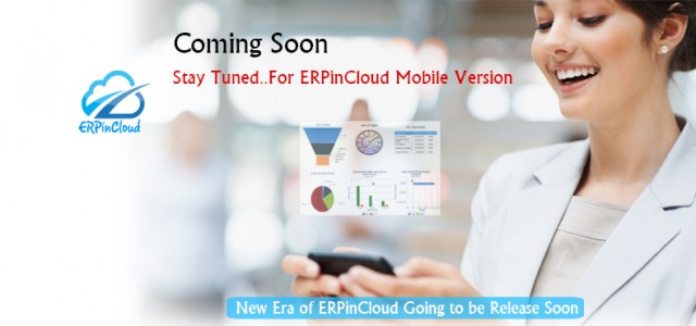 Cloud ERP ERPinCloud to Launch Mobile ERP Application