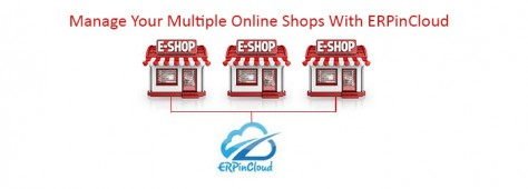 Cloud ERP Managing Multiple Stores Online Effectively