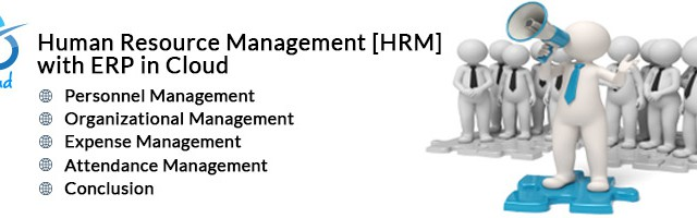 Cloud ERP Human Resource Management [HRM] with ERP in Cloud
