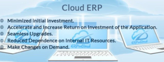 Cloud ERP What are the Advantages of a Cloud ERP