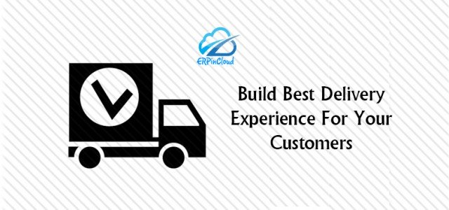 Cloud ERP Delivery notifications using Order Shipping in Cloud ERP