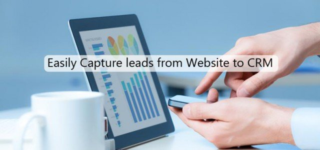 Cloud ERP How to capture leads from Website to CRM – Leads Management Software